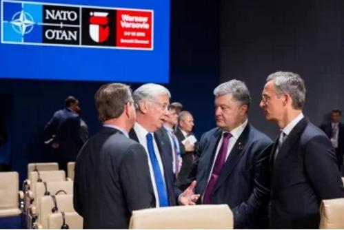 В НАТО не готовы говорить о членстве Украины в Альянсе