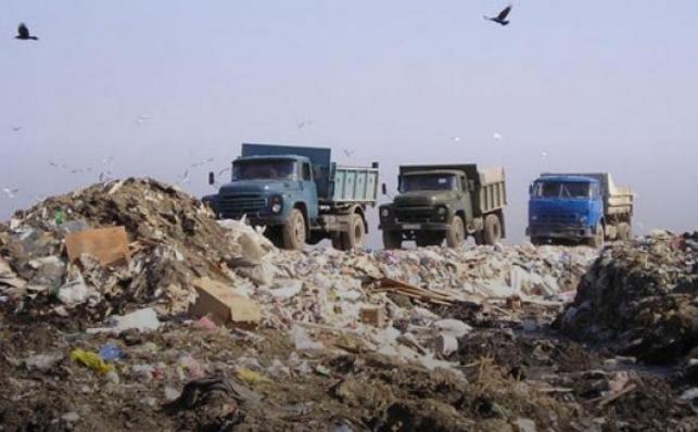 На Грибовицкую свалку возобновят вывоз мусора