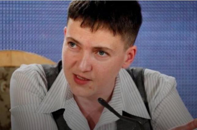 Савченко рассказала, когда и за кого выйдет замуж
