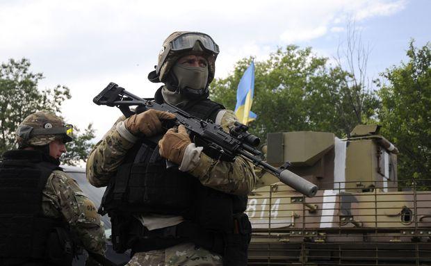 На Донбассе погибли трое бойцов из Львовщины