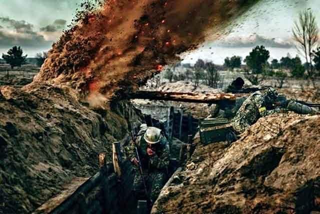 Зона АТО: под огнем 9 поселков, боевики атакуют со 122-мм артиллерии