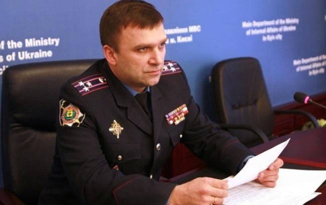 В полиции назвали заявленное количество участников крестного хода в Киеве