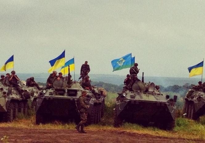 За сутки боевики 70 раз открывали огонь по позициям подразделений ВСУ