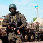 СБУ просят приостановить аккредитацию журналистов, засветивших позиции сил АТО