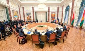 В Минске начались заседания всех рабочих групп по урегулированию ситуации на Донбассе