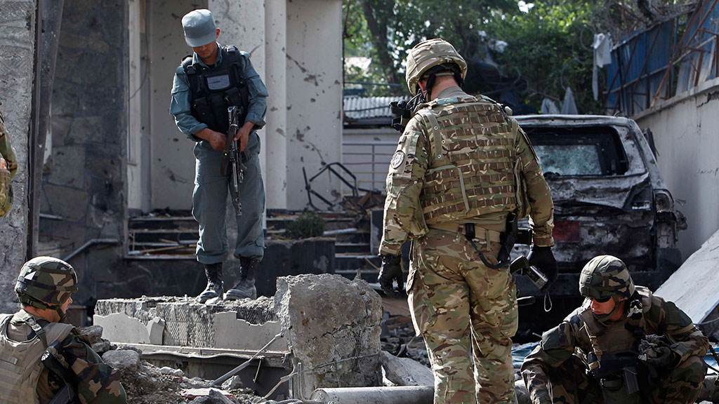 «Исламское государство» взяло на себя ответственность за кровавый теракт в Кабуле