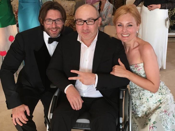 Кернеса заметили на свадьбе дочери российского олигарха во Франции (фото)