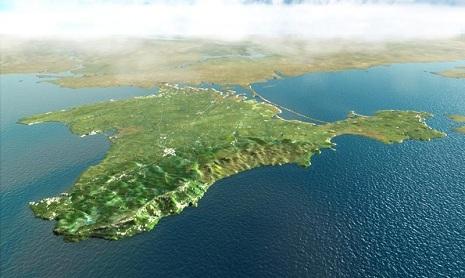 Крым получил пощечину от Путина