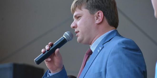 В Луганской области задержали скандального Андрея Лесика