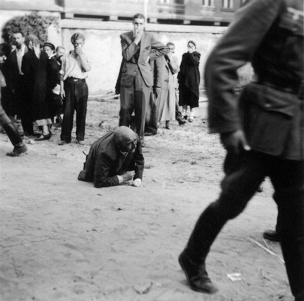 В эти дни, 75 лет назад, во Львове состоялись Еврейские погромы
