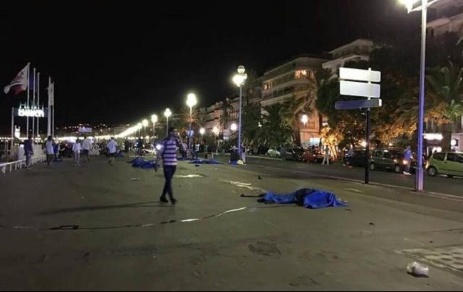 Теракт во Франции: количество жертв выросло до 80