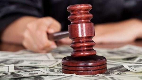 Львовский судья получил восемь лет лишения свободы за взяточничество