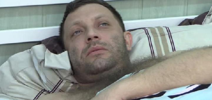 Стал дебилом: После ранения в голову Захарченко перестал узнавать окружающих