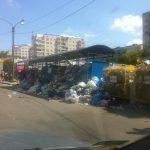 Как спальные районы Львова тонут в мусоре (ФОТО)