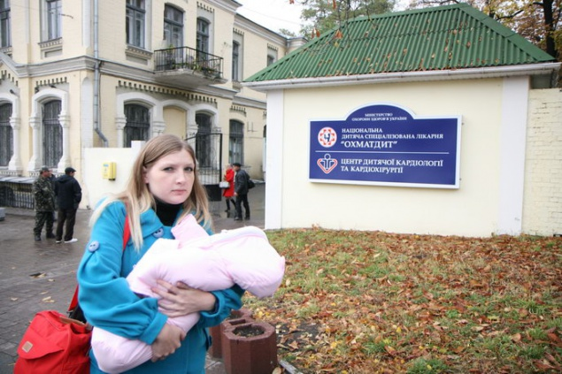 Даже при строительстве детской больницы «Охматдет» нашлись желающие поживиться легкими деньгами: украли 9 миллионов гривен, — СБУ