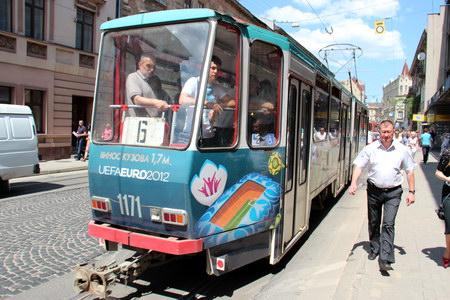 Стало известно, почему во Львове перестали курсировать все трамваи