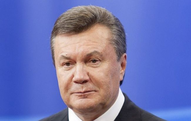 Суд арестовал автопарк Януковича