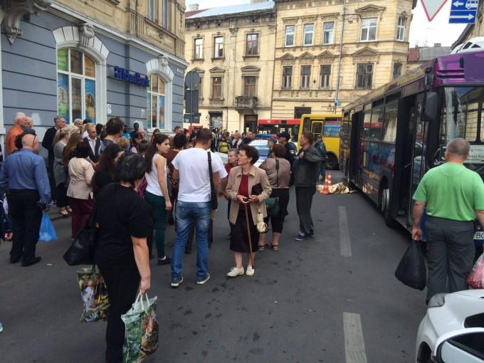 Во Львове суд рассматривает дело в отношении водителя маршрутки, который насмерть сбил ребенка