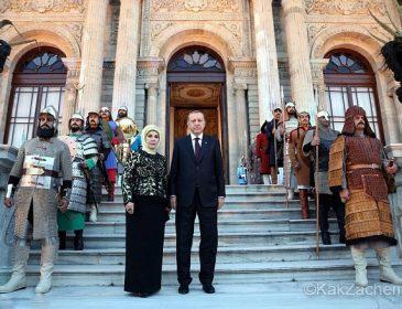 Современная «Гюррем Султан» или как живет жена Эрдогана (фото)