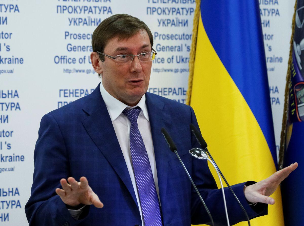 Луценко допускает проведение обысков в СБУ по делу о незаконном прослушивании