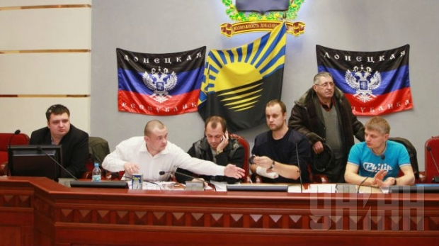 На Донетчине будут судить «пресс-секретаря» террориста Губарева