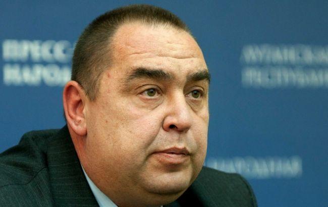 Плотницкий находится на лечении в России, — источник