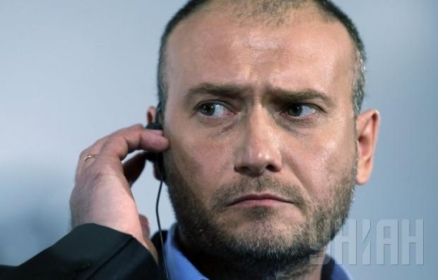Ярош о заявлении ФСБ о «подготовке Украиной теракта»: это напоминает начало Второй мировой войны
