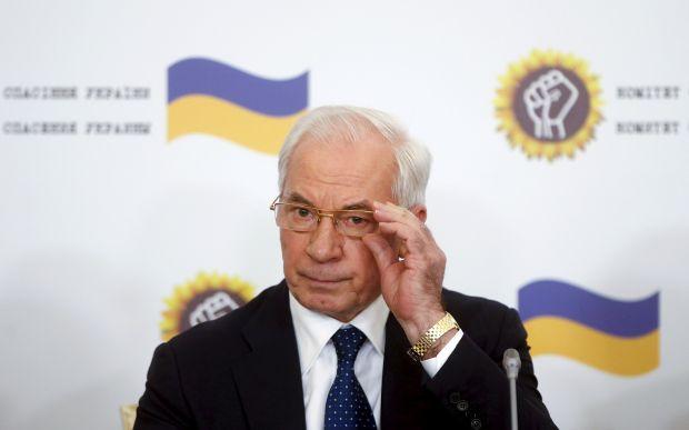 ГПУ взялась за Азарова