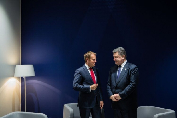 Туск оценил, насколько Украина готова к завершению «безвизовой эпопеи»