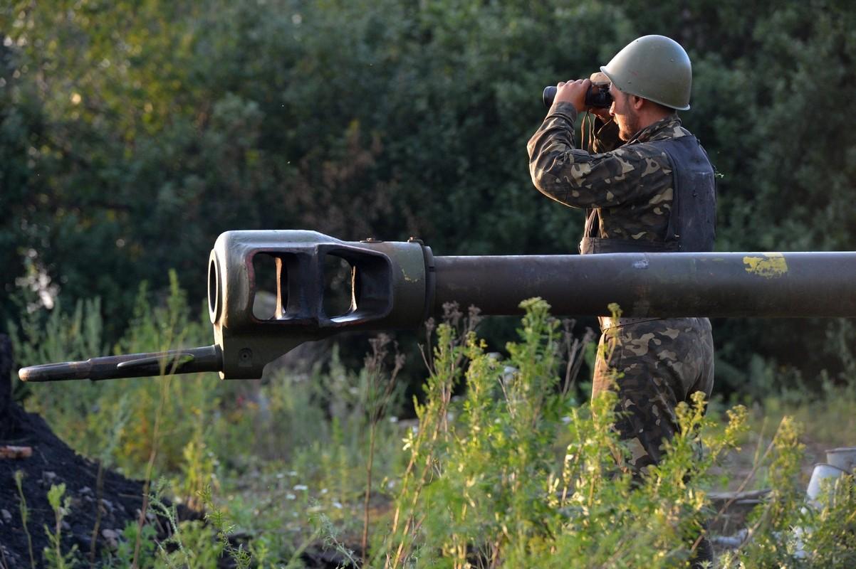 Сутки в зоне АТО: Боевики обстреляли населенные пункты вокруг Донецка, на Луганщине — затишье