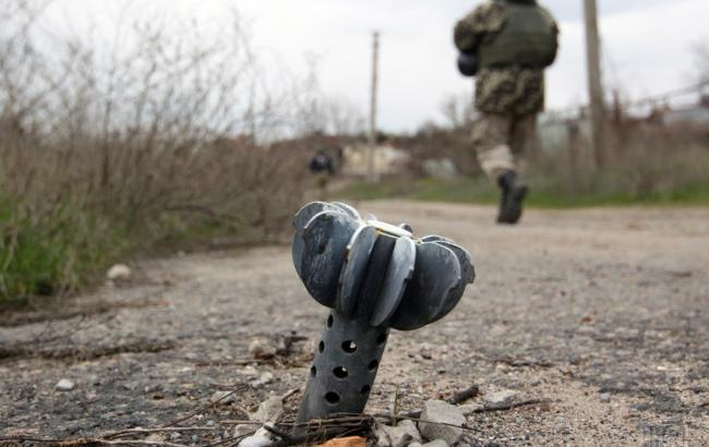В Запорожской области взорвалась граната, 6 пострадавших