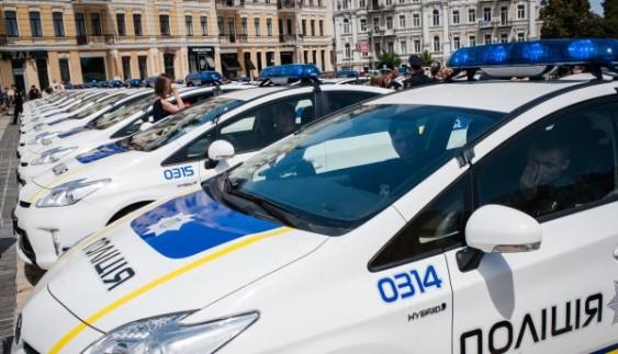 Впечатляющая сумма которую потратили на обновление автопарка полиции