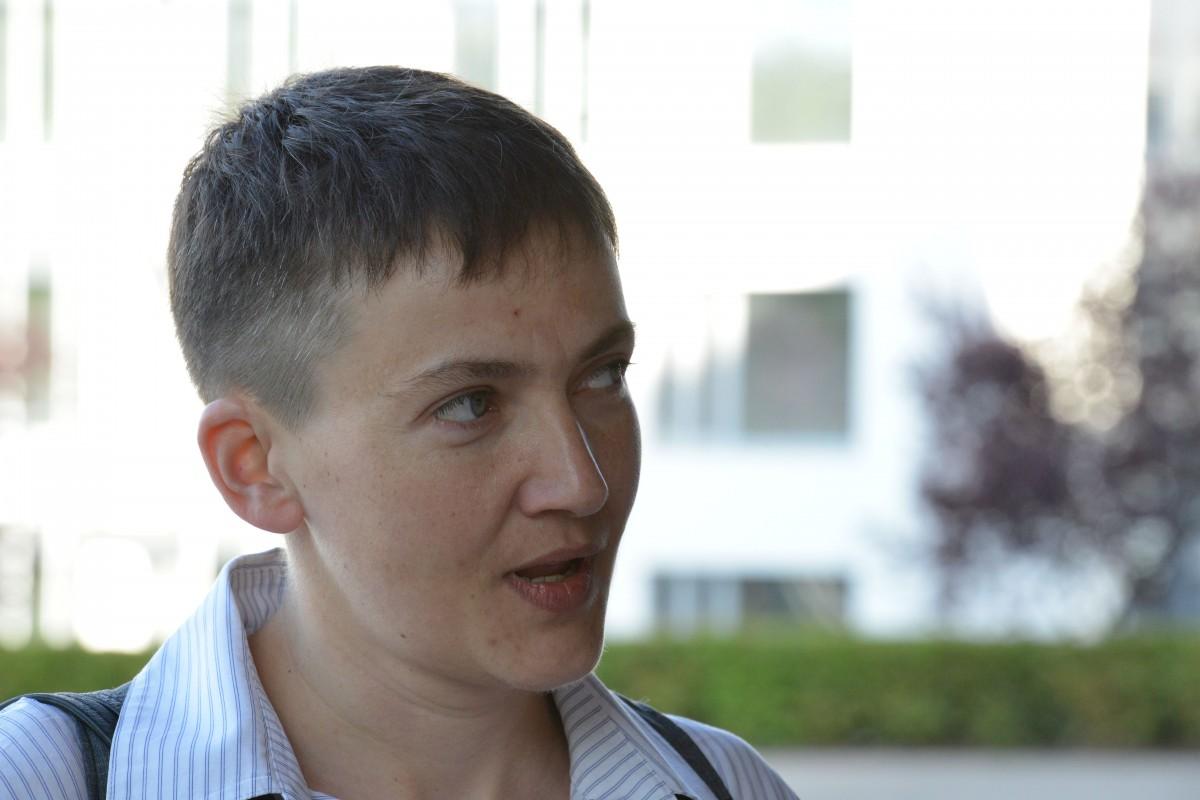 Надежда Савченко засветилась в компании агента российских спецслужб