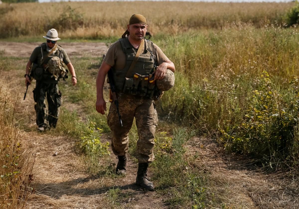 Боевики наращивают количество обстрелов опорных пунктов украинских военных