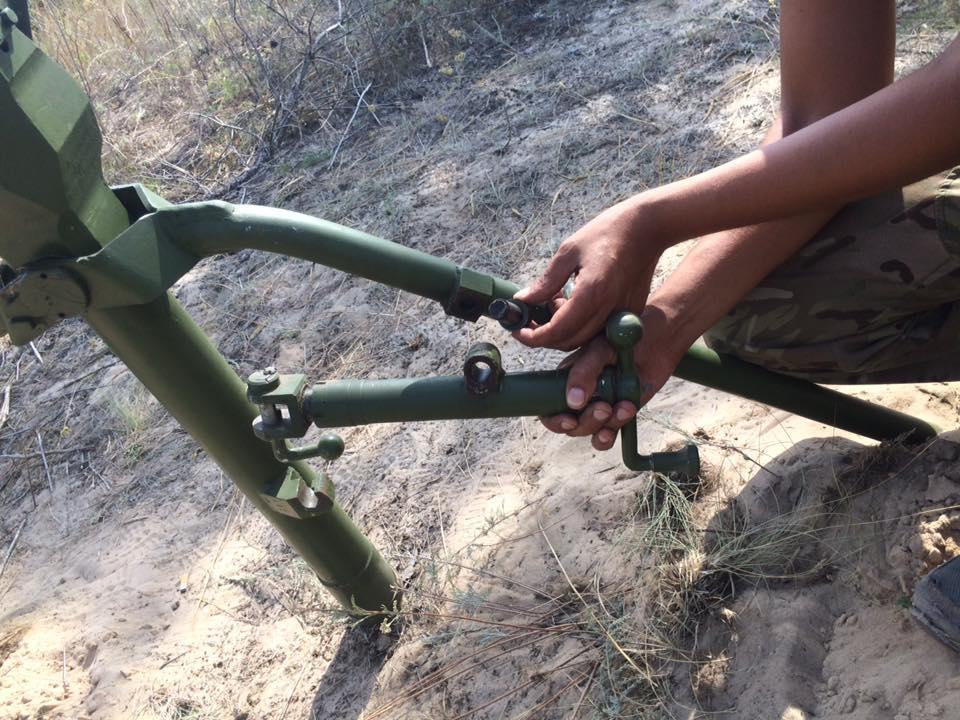 «Развалился от первого выстрела»: минометчики ВСУ испытали новый украинский «Молот» за полмиллиона (фото)