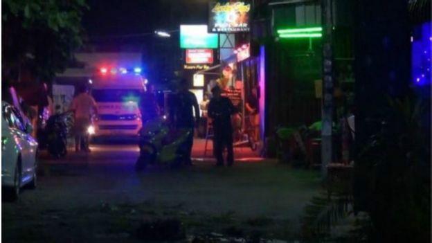 Серия взрывов в Таиланде: трое погибших