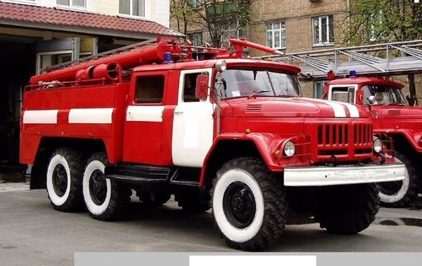 Во Львове из-за пожара на кухне едва не угорели пять человек (видео)