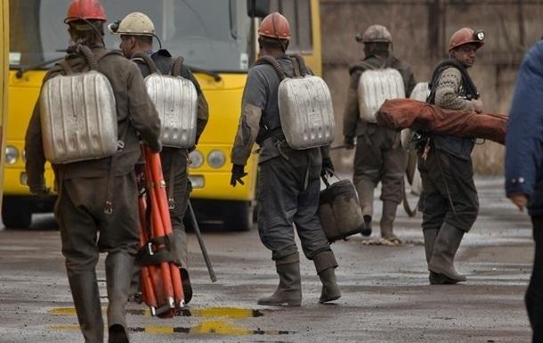 На донецкой шахте подорвалось 6 горняков