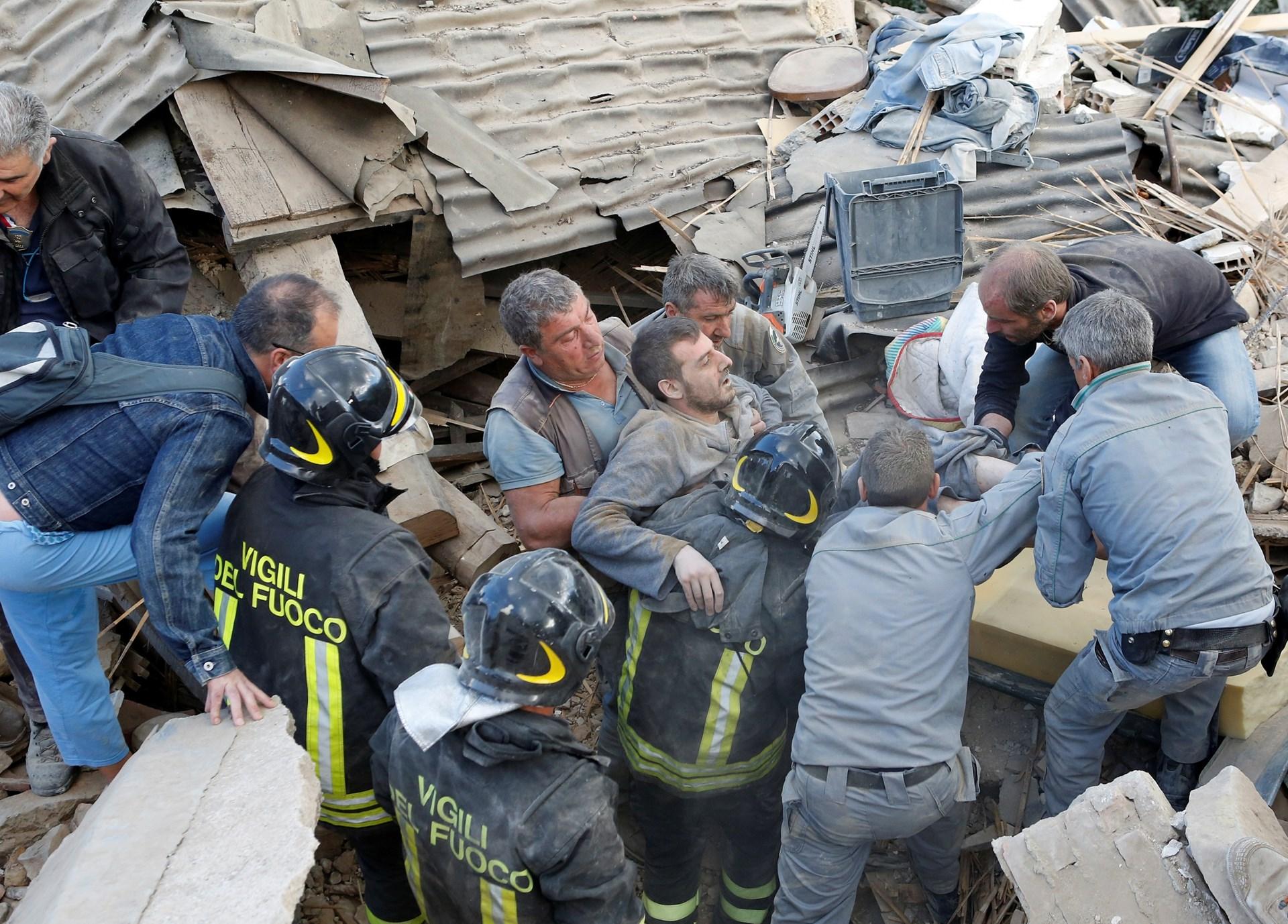 В Италии объявили чрезвычайное положение