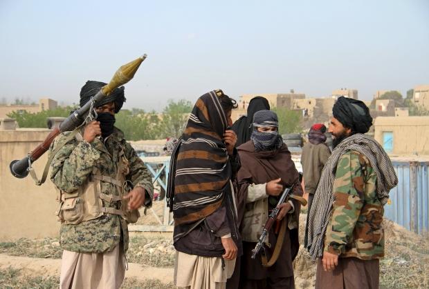 В Афганистане напали на группу иностранных туристов