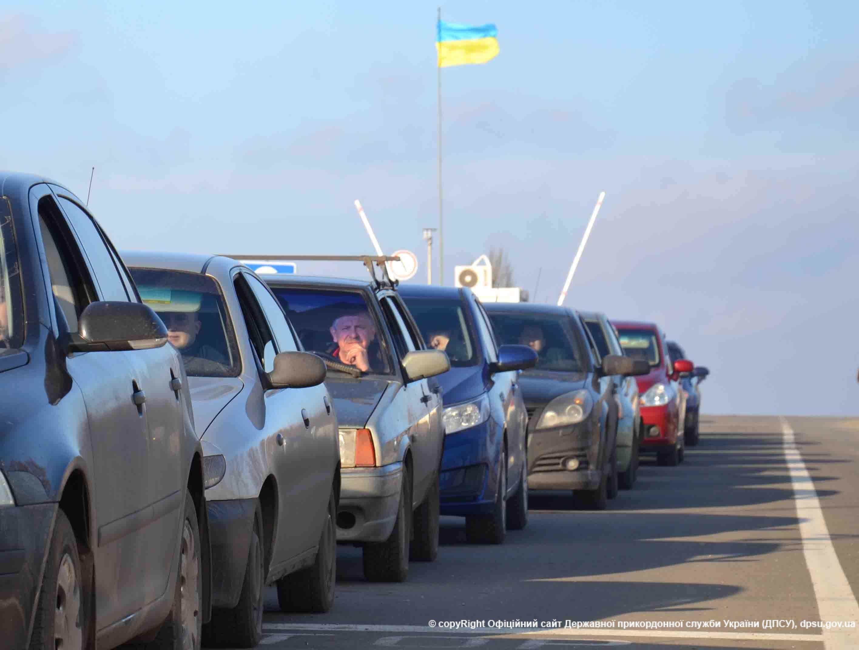 На украинско-польской границе снова очереди