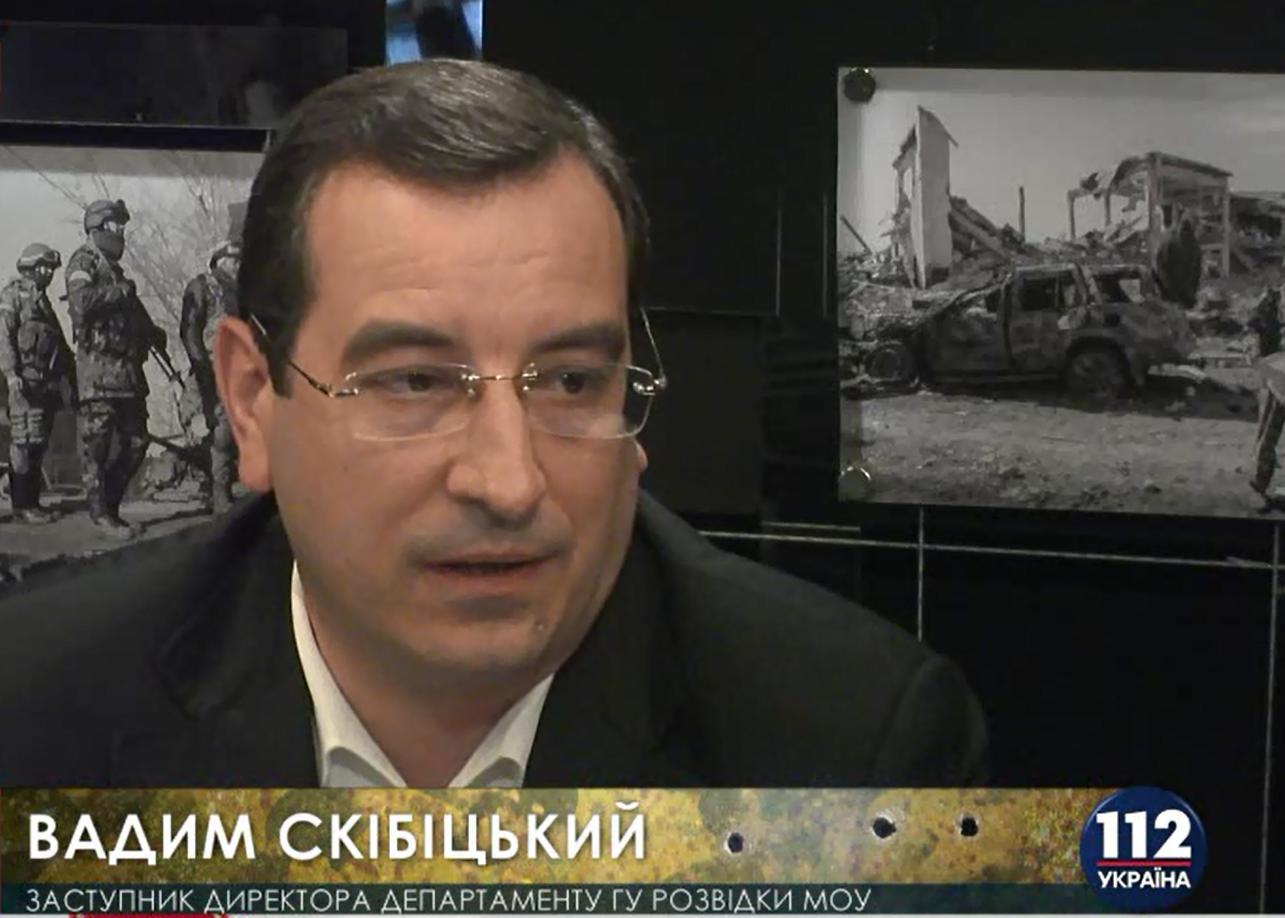 Из России в Иловайск прибыл эшелон с тяжелой военной техникой, — Скибицкий