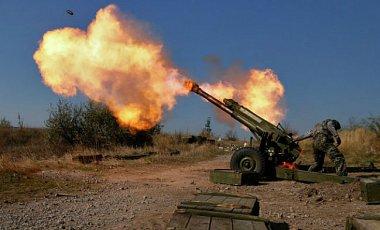 За минувшие сутки 54 раза обстреляли силы АТО, — пресс-центр
