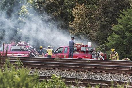 В США разбился самолет, погибли 6 человек