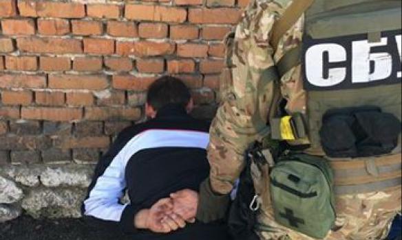 В Тернопольской области СБУ задержала боевика батальона «Восток»