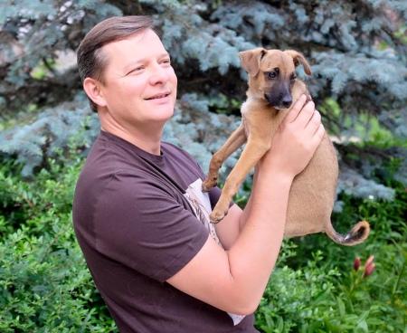 Ляшко и собачки: «террористка» и прочее собакомимими в соцсети. ФОТО