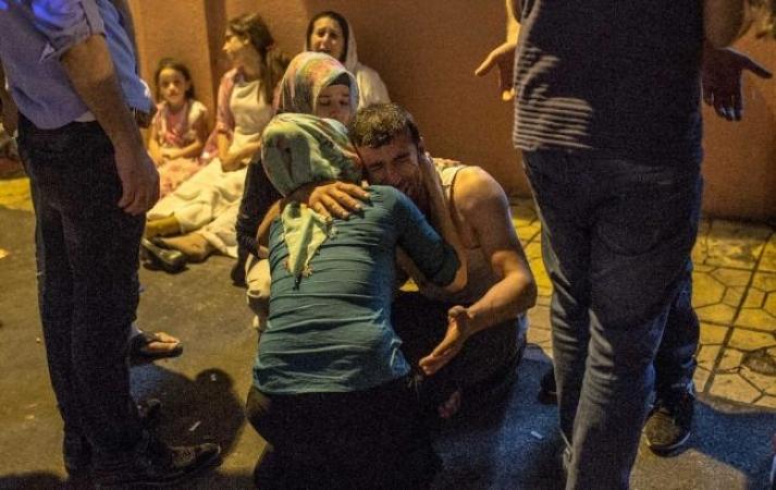 Трагическая свадьба: теракт, унесший 30 жизней (фото)