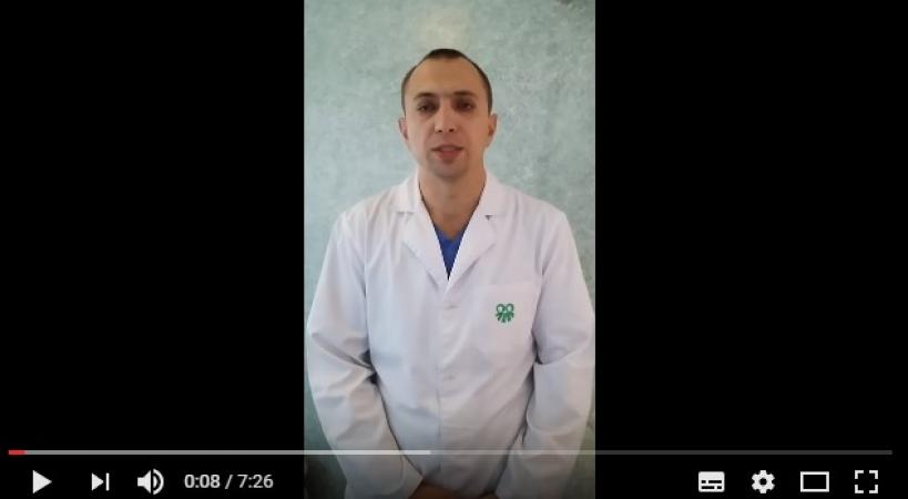 Новый скандал в МОЗ: киевский врач записал уличительное видео