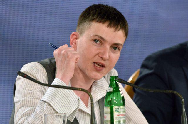 Политзаключенный назвал Савченко невежественной девочкой