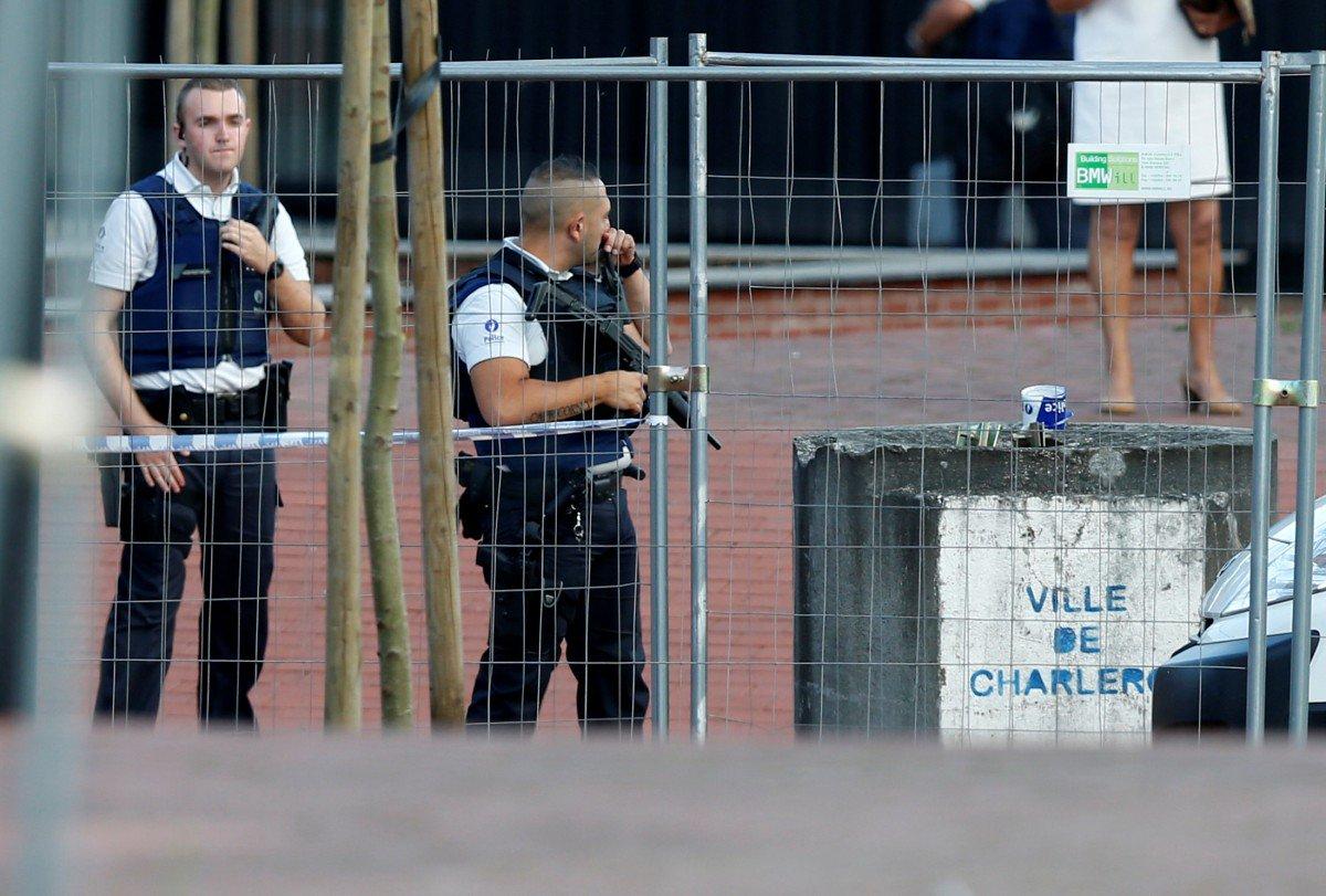 В Бельгии произошла стрельба в кафе